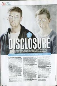 disclosure scan
